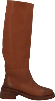 Marsèll Round-Toe Knee Length Boots