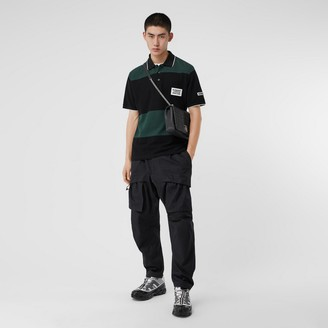 Burberry Cotton Cargo Trousers