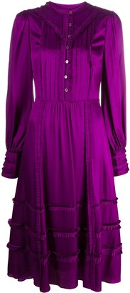Temperley London Lily sleeved dress