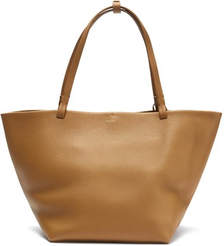 The Row 'Park' leather tote