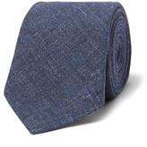 Brunello Cucinelli 7cm Linen Tie