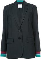 Tibi Dempsey suiting blazer