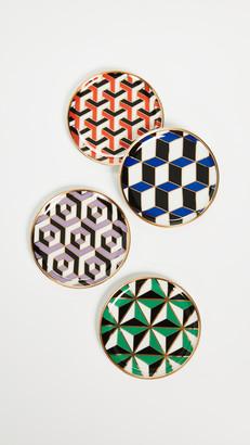 Jonathan Adler Versailles Coaster Set