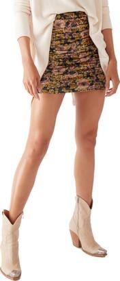 Free People Gigi Miniskirt