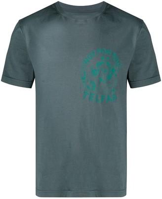 Telfar Not For You-print cotton T-shirt