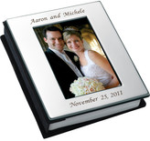 PalmBeach Jewelry Palm Beach Jewelry Personalized Photo Album