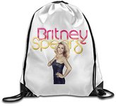 Carina Britney Spears Poster Personality Backpack One Size