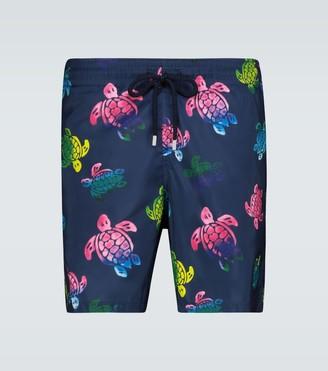 Vilebrequin Mahina packable swim shorts