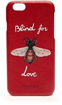 Gucci 'Blind for Love' leather iPhone® 6 case