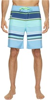 Vineyard Vines Tidal Stripe Boardshorts Men's Swimwear