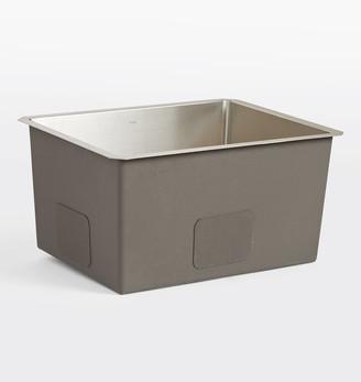 Rejuvenation Utility Stainless Steel Undermount Sink