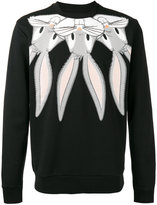 Iceberg Bugs Bunny sweatshirt - men - Cotton/Polyester - L