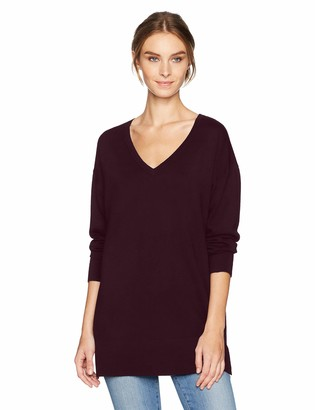 Pendleton Woolen Mills Pendleton Women's Merino Wool V-Neck Pullover Sweater