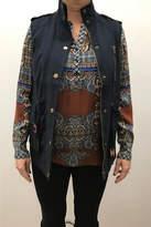 Blu Pepper Woven Vest