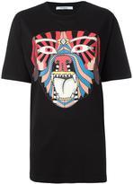 Givenchy tribal print T-shirt
