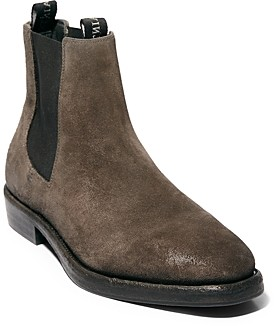 AllSaints Men's Eli Pull On Chelsea Boots