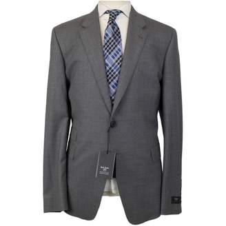 Paul Smith Grey Wool Suits