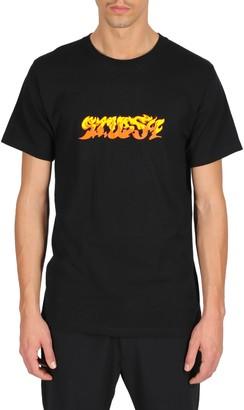 Stussy Flames Tee