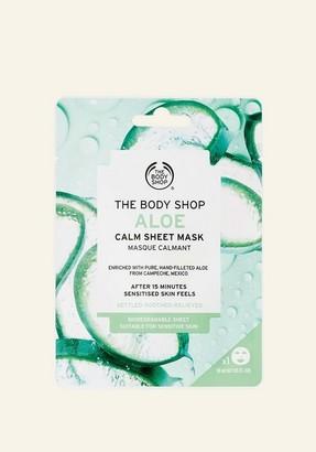 The Body Shop Aloe Calm Hydration Sheet Mask