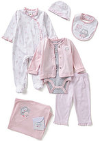 Starting Out Baby Girls Newborn-6 Months 7-Piece Layette Set