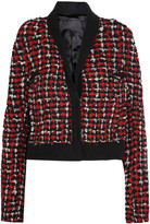 Haider Ackermann Wool bouclé-tweed jacket