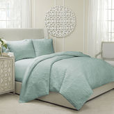 Vue VueTM Barcelona 3-pc. Quilted Coverlet/Duvet Set