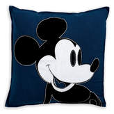 Disney Mickey Mouse Color Block Pillow by Ethan Allen