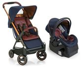 I'coo Acrobat/iGuard 35 Travel System in Copper Blue