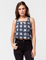 RVCA Co-Logic Womens Tank