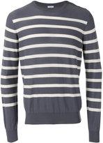 Malo striped sweatshirt - men - Cotton - 48