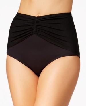 CoCo Reef Diva Mesh High-Waist Bikini Bottoms Women's Swimsuit