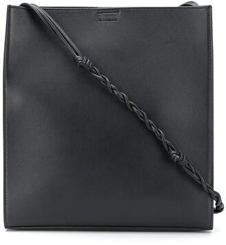 Jil Sander Braided Strap Shoulder Bag