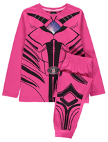 George Power Rangers Pink Ranger Pyjamas