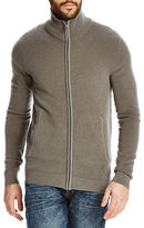 Bench Kink Funnel Neck Wool Blend Sweater