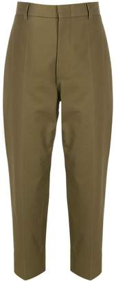 Sofie D'hoore cropped tapered trousers