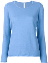 Philo-Sofie - scoop neck sweater - women - Cashmere - 34