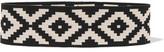 Vanessa Seward Fajas Woven Cotton Belt