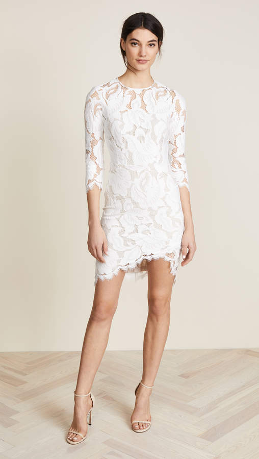 Lover Arizona Assymetric Dress