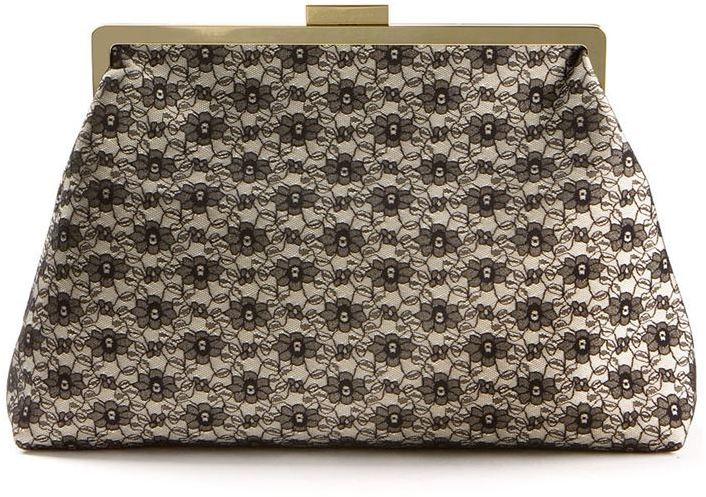 Stella McCartney 'Lucia' lace clutch
