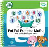 Leapfrog LeapStart Preschool Activity Book: Pet Pal Puppies Maths and Social Emotional Skills