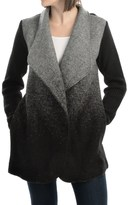 Parkhurst Cameron Boiled Wool Cardigan Jacket (For Women)