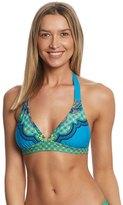 Prana Women's Jasmine Lahari Halter Bikini Top 8136377