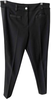 Filles a papa Black Trousers for Women