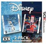 Nintendo Disney® Frozen: Olaf's Quest and Big Hero 6: Battle in the Bay 3DS