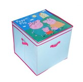 Peppa Pig Medium Storage Box 33cm