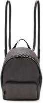 Stella McCartney Grey Mini Falabella Backpack