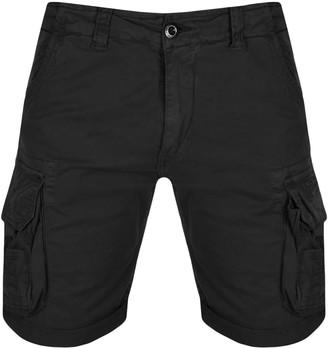 Alpha Industries Crew Shorts Black