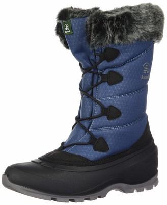 Kamik Momentum2 Womens Snow Boots Snow Boots Blue (Blue Blu) 5 UK (38 EU)