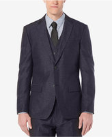 Perry Ellis Men's Dolan Chambray Suit Jacket