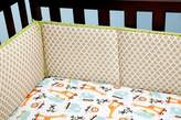 NoJo Little Bedding by Crib Bumper